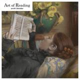 Art of Reading 2018 Square Calendar Calendars