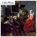 Johannes Vermeer 2018 Square Calendar Calendars