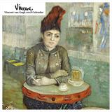 Vincent van Gogh 2018 Square Calendar Calendars