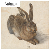 Animals 2018 Square Calendar Calendars