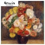 Renoir 2018 Square Calendar Calendars