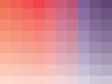 Hibiscus Rectangle Spectrum Prints by Rebecca Peragine
