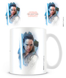 Star Wars: The Last Jedi - Rey Brushstroke Mug Taza
