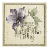 Paris Ephemera III Print by Grace Popp