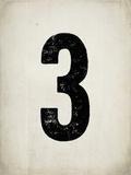 Distressed 3 Posters by Rebecca Peragine