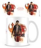 Star Wars: The Last Jedi - Poe Icons Mug Krus