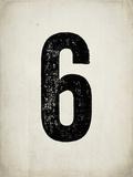 Distressed 6 Poster by Rebecca Peragine