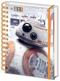 Star Wars: The Last Jedi - BB-8 Journal Diario