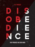 Disobedience (Desobediencia) Lámina por Rebecca Peragine