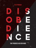 Disobedience Print by Rebecca Peragine