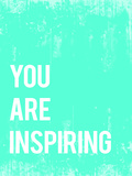 You are inspiring (Eres una inspiración) Fotografía por Rebecca Peragine