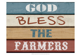Farm Sentiment III Print by Alonzo Saunders
