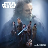 Star Wars: The Last Jedi - 2018 Calendar Calendars
