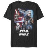 Star Wars: The Last Jedi - Force User T-shirts