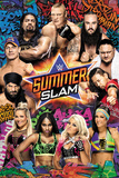 WWE Summerslam 2017, Catch Photographie