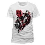 La Liga de la Justicia - Imagen deformada T-Shirts