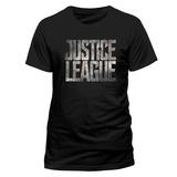 La Liga de la Justicia - Logo Camisetas