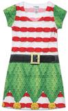 Elf Dress Mini abito