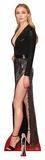 Sophie Turner - Alfombra roja (incluye figura de cartón mini) Figura de cartón