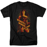 Justice League Movie - Wonder Woman T-Shirt