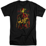 Justice League Movie - The Flash (Big & Tall) Shirts
