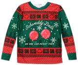 Saturday Night Live - Schweddy Balls Costume Tee Lange ermer