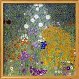 Flower Garden, 1905-07 Posters by Gustav Klimt
