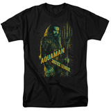 Justice League Movie - Aquaman T-Shirt