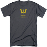 Justice League Movie - Wayne Aerospace (Big & Tall) Shirts
