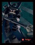 La LEGO Ninjago película - Garmadon Lámina de coleccionista