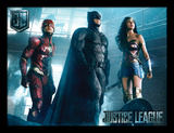 Justice League - Ready For Action Collector Print