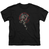 Youth: Justice League Movie - Cyborg T-shirts