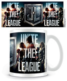Justice League, film - Unite The League, Unissez la ligue des justiciers (Mug) Mug