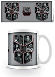 Justice League Movie - Character Shield Mug