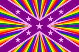 LGBT Flag Print
