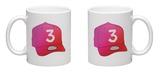 Red Cap Mug Mug