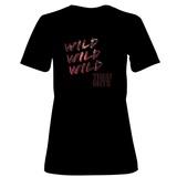 Womens: Wild Thoughts T-Shirt T-shirts