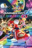 Mario Kart 8 Deluxe Poster