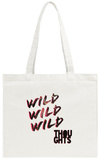 Wild Thoughts Tote Bag Tote Bag