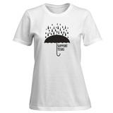 Womens: Support Texas T-Shirt Shirt