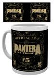 Pantera - 100 proof Mug Taza