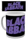 Black Sabbath - Logo Mug Mug