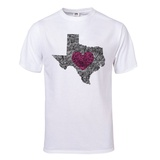 Texas Roses T-Shirt T-Shirt