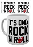 The Rolling Stones - Its only rock & roll (taza) Taza