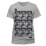 Star Wars - Trooper Yearbook Shirts