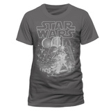 Star Wars - Classic New Hope Camiseta