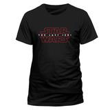 Star Wars: The Last Jedi - Logo T-Shirts