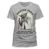 Star Wars - Yoda Do Or Do Not T-Shirt