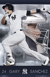 New York Yankees - G Sanchez 17 Posters