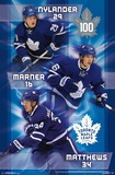 Toronto Maple Leafs - Trio 16 Prints